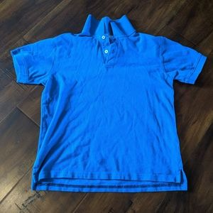 Boy's Blue Polo Shirt